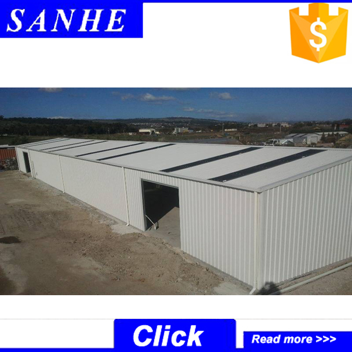 Waterproof Storage Shed / Steel Shed / Mobile Storage Shed For Grain