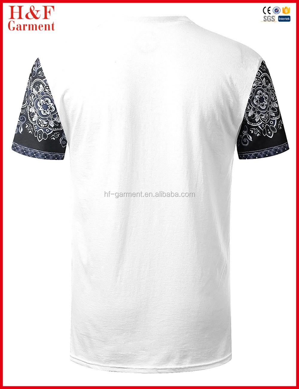 Design Your Own Plain Cotton Pocket T Shirt Wholesale Hm Clothing