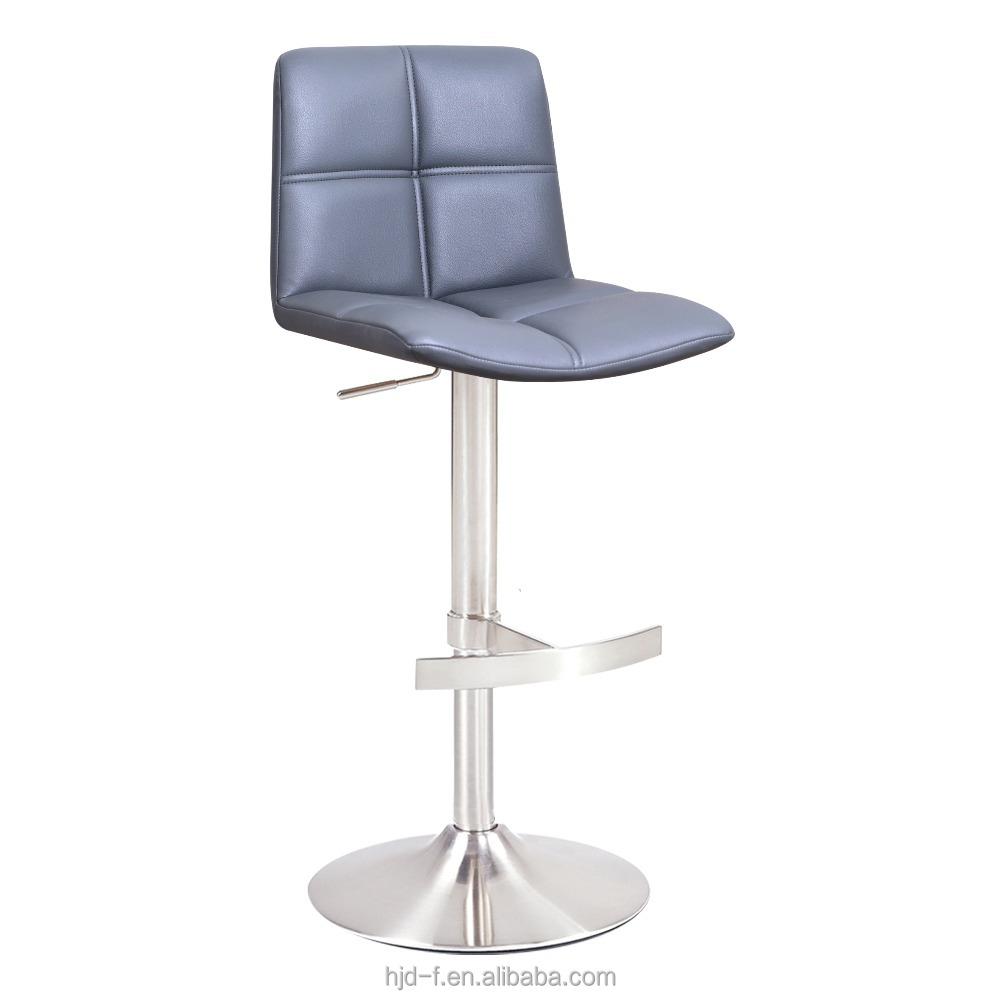 Bonita silla de la barra ajustable nordern contador diseño silla de ...