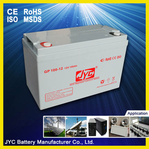 small rechargeable 12v battery 100