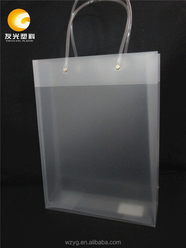 Clear Plastic Shopping Bags With Handles - Svvm Bags