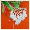 tassel fringe for dresses/long top /garment/ decoration high quality made in China