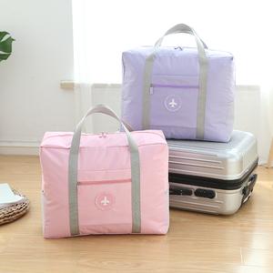 Travel Foldable Duffel Bag for Women   Men 21fa202ab190d
