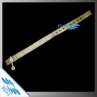 OEM wholesale customzied woven printable wristbands for events coupon code for music party