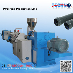 Advanced technology 63-800mm double wall corrugated drain pipe production line manufactured in China