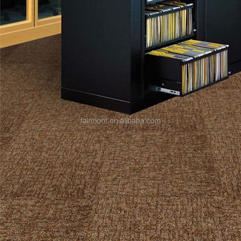 Wool And Nylon Blend Office Carpets K02 Customized Wool