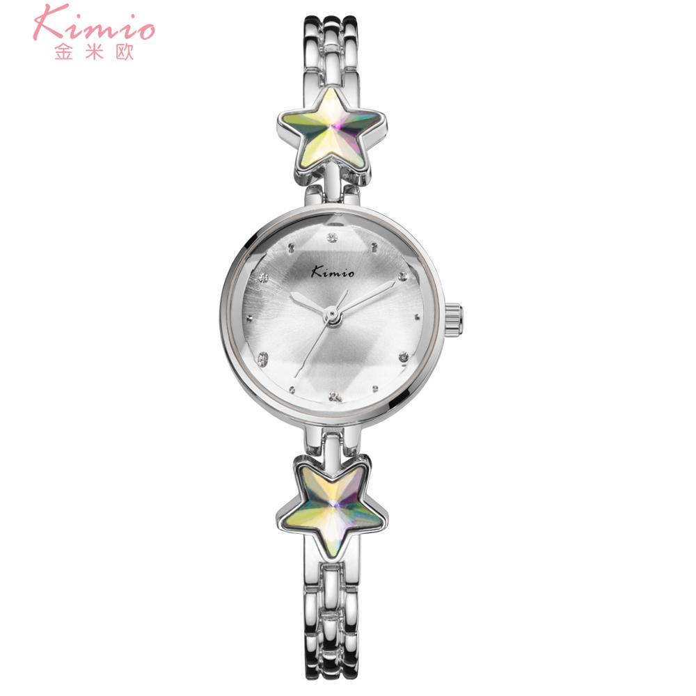 KIMIO K6201S Lady Quartz Watches Luxury Female Wristwatches 2018 <strong>Hot</strong> Women's Clock