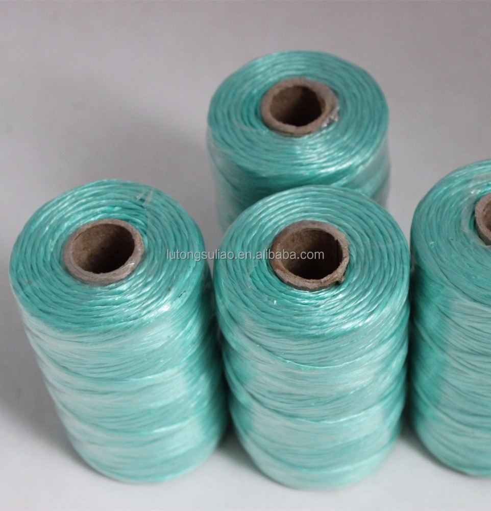pp agriculture baler twine spool pp string pp yarn