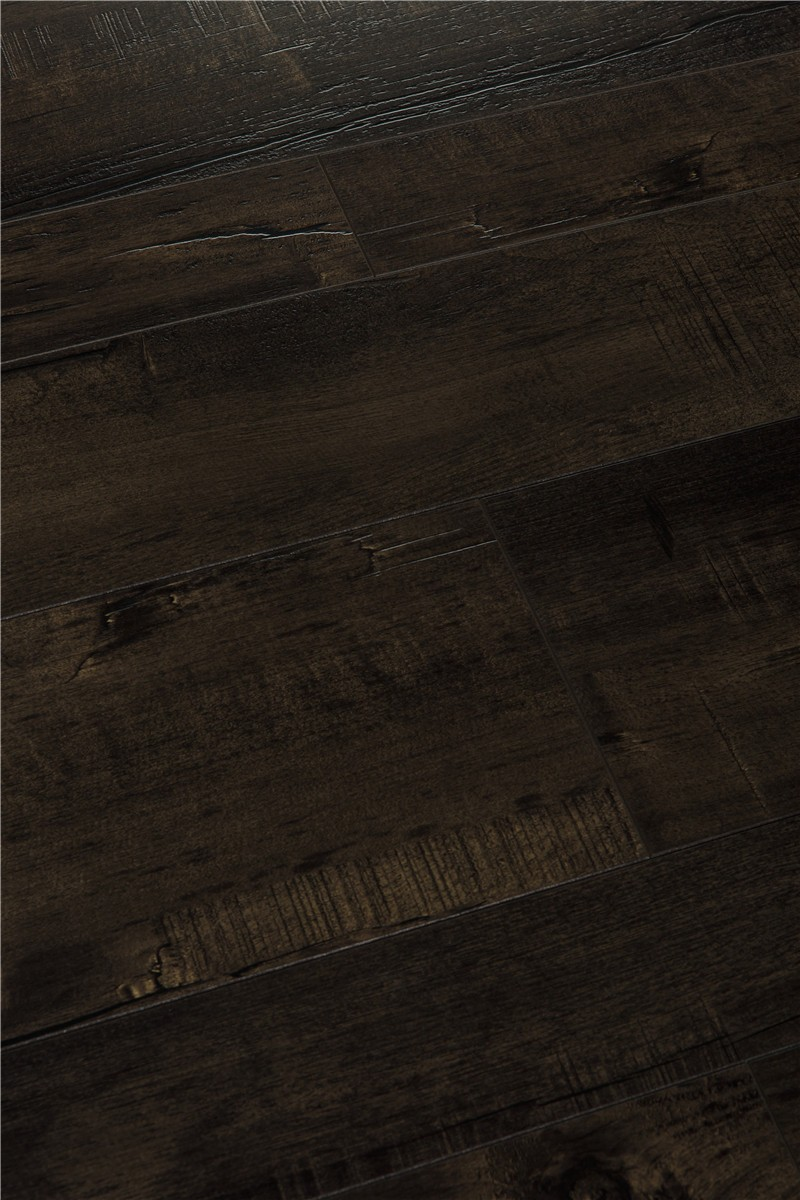 New design 8mm mahogany laminate floors made in China