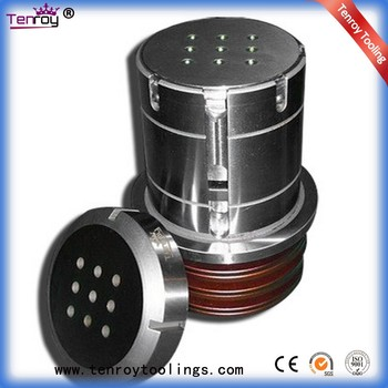 Tenroy automatic lamination stamping dies stamping die for Rotor stator hydraulic motor