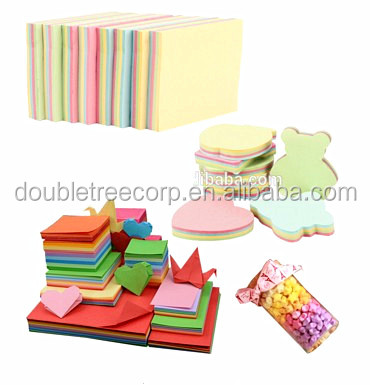High quality 180g 220g Color Card board Paper Color Bristol Paper Board Made In China