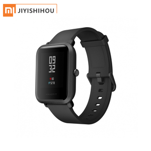 Xiaomi Amazfit Huami Smart Watch Youth Bip Lite IP68 GPS Heart Rate Mi Smartwatch Android Amazfit BIP