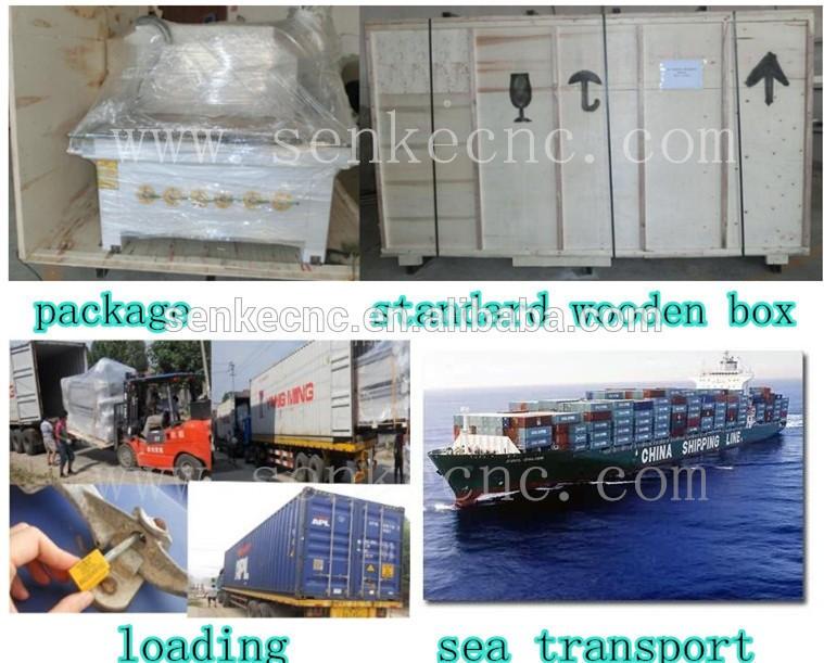 China Manufacturer Wood Metal Advertising 6090 Cnc Machine