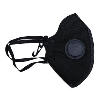 n95 respirator mask black