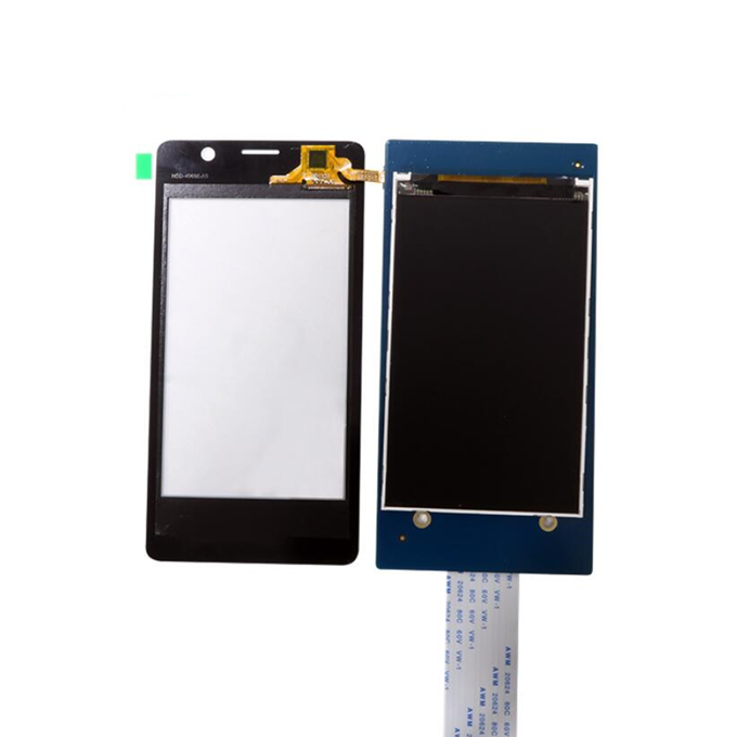 Hot selling 3.97inch Black color Touch Screen LCD screen TFT for Orange Pi 2G-IOT
