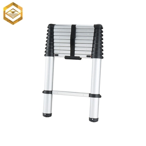 "hot sale 5.8 5m 12.5"" telescopic aluminum ladder"