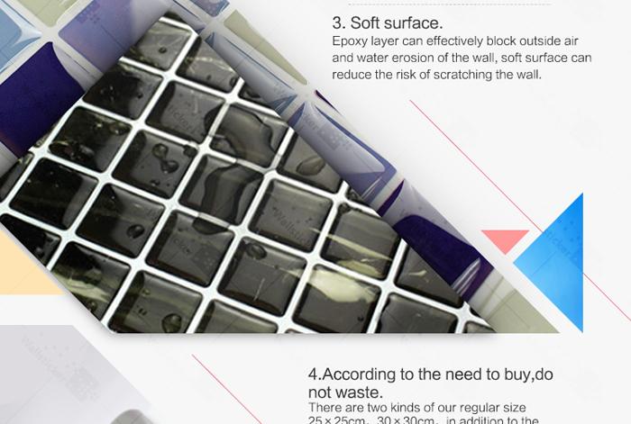 Di alta qualità 3d carta da parati pittura resina epossidica falso