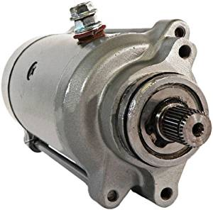 Discount Starter & Alternator 18601N Honda ATC125M TRX125 Fourtrax Replacement Starter