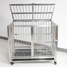 Manufacturers Professional Stainless Steel 304 Dog Crate