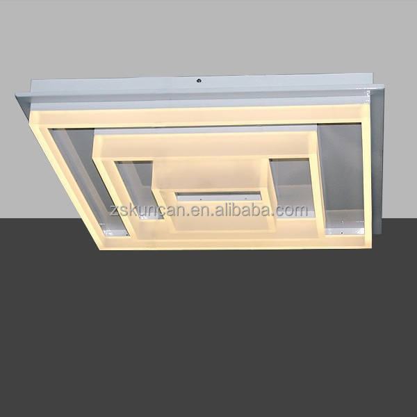 new surface ceiling mounted residential led chandelier lighting light fixtures