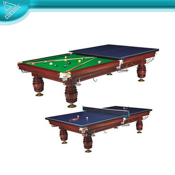 Solid Wood Multifunction TableTable Tennis Table Buy Billiard - Multifunction pool table