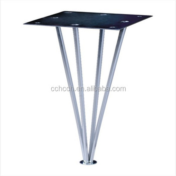 Attrayant Metal Decorative Furniture Table Feet Hairpin Table Legs