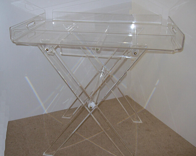 Acrylic Butler Tray Table, Acrylic Butler Tray Table Suppliers And  Manufacturers At Alibaba.com