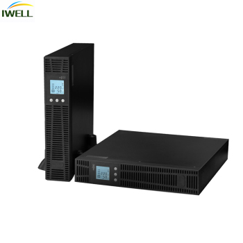 HCR series 2U 19 inch online rack mountable ups 2000va