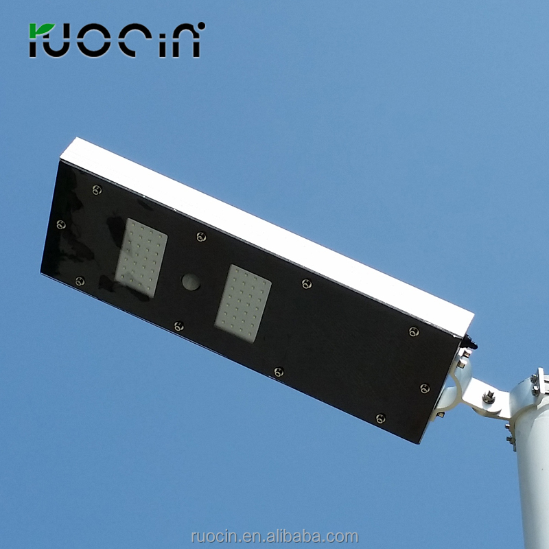 toughened glass WATERPROOF 15W <strong>solar</strong> all in one street light