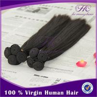 6A Unprocessed Indian/Brazilian/Malaysian/Peruvian straight weave combodian remy human hair