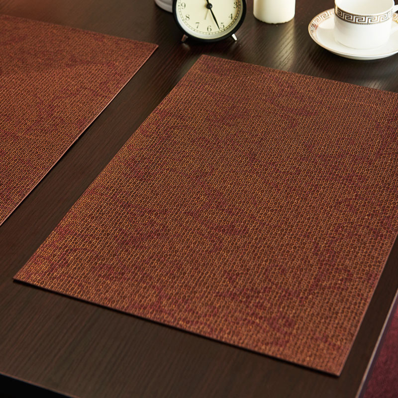 Popular Faux Leather Placemats-Buy Cheap Faux Leather