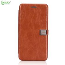 Lenuo new luxuxy high class TPU+PU leather flip cover for Huawei Nova 2i Mate 10 lite Honor 9i mobile phone case