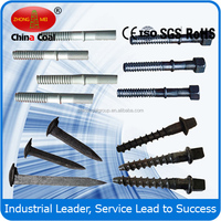 2016 China Coal Manufacturer Track Railway Spike Rail Fastener