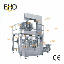 Seed&Dry fruit Auto rotary packaging machine