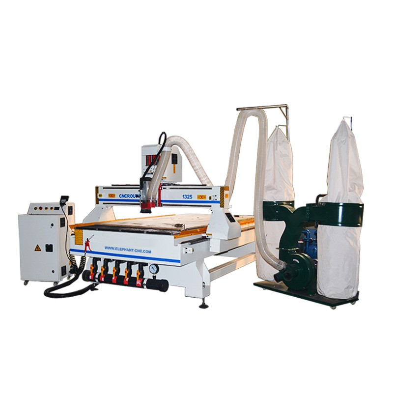 4x8 Ft Cnc Router 1325 Wood Carving Machine For Wooden