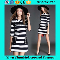 Embroidery Traditional Chinese Dress lace splicing slim Ladies Qipao mini dress
