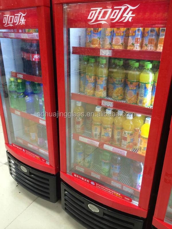 Commercial Absorption Glass Door No Noise Cheap Hotel Mini Freezer