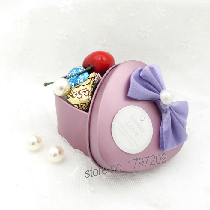 Get Quotations Free Shipping 5pcs Party Decoration Wedding Candy Box And Gift Boxes Cake Pop Supplies Light Purple
