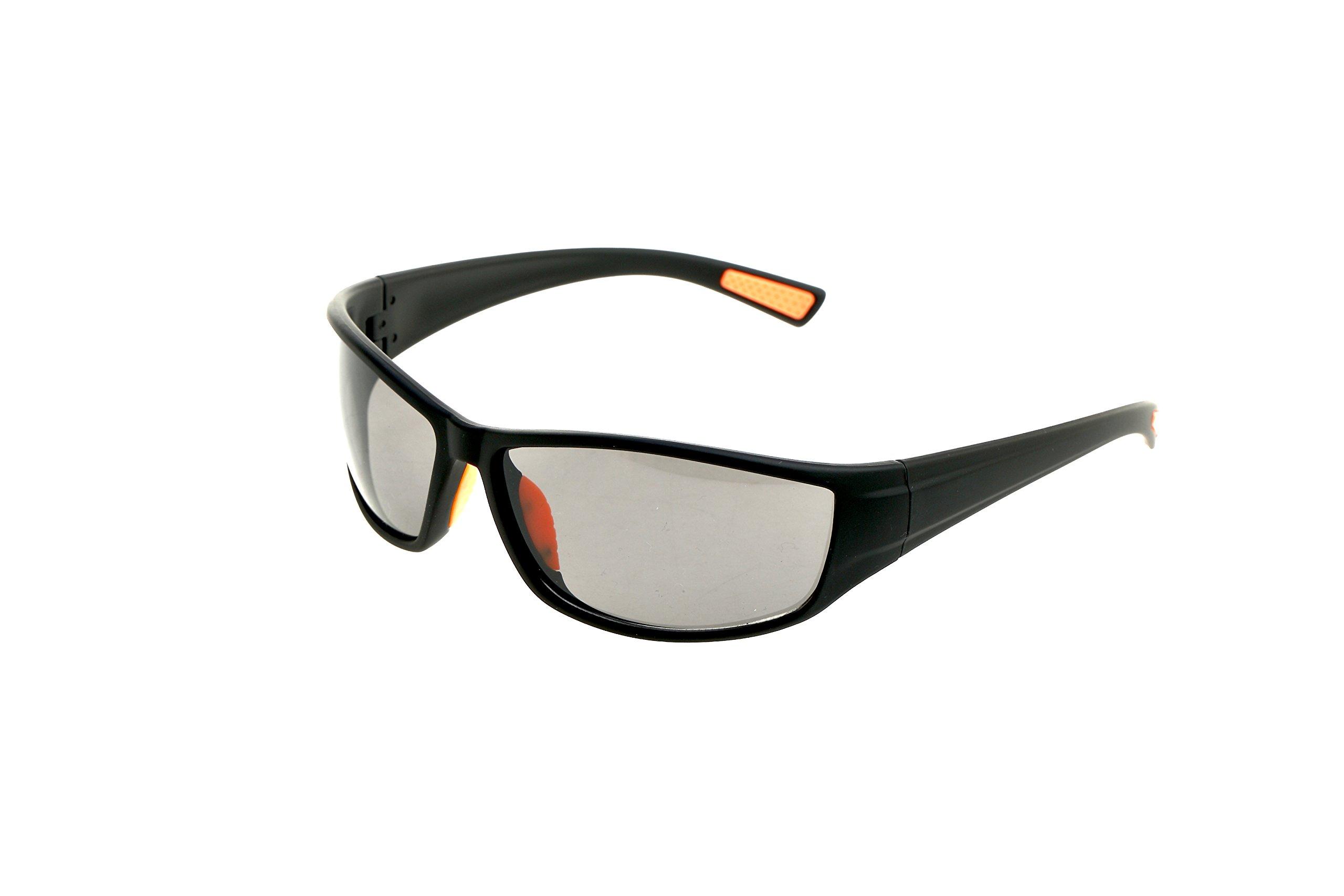 651e0dbb073d Get Quotations · TP-005 Color Blind Glasses Streamline for Sports Use (grey  lenses)