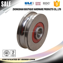 competitive price V shape Deep groove ball bearing with track roller