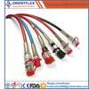 Fiber braid and lined with PA Hydraulic Hose/ SAE 100R7
