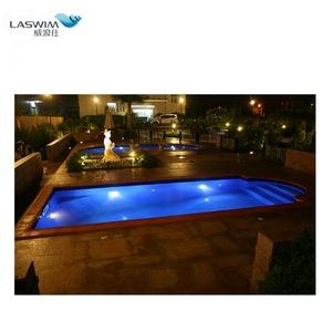 Free Standing Fiberglass Swimming Pool, Free Standing Fiberglass ...
