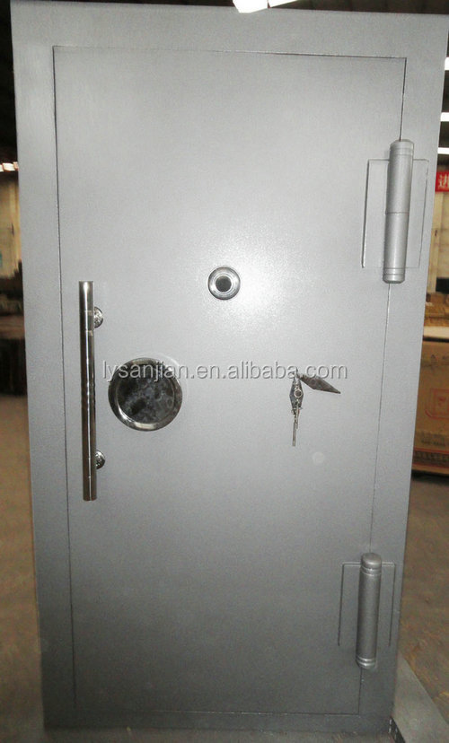 Sj-195 Chambre Forte En Acier Utilisé Coffre-fort À Vendre - Buy ...