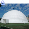 Big igloo inflatable clear tent party event dome tent for sale