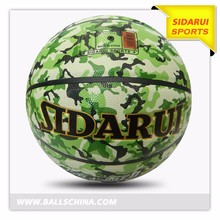 Rubber or leather size 5 wholesale mini basketball