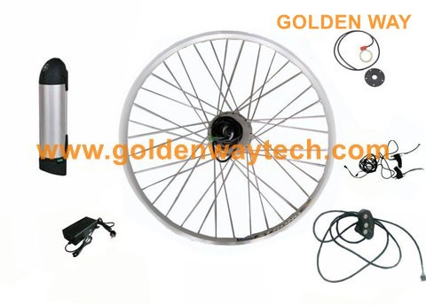 Electric Bicycle Front Motor Wheel E Bike Torque Arm Protect The