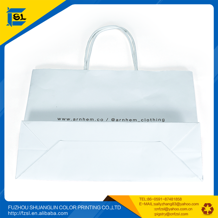 WKP-07 recycled paper bag wholesale