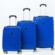 hardside spinner polypropylene 22,26,30 inches PP luggage sets hard shell bag
