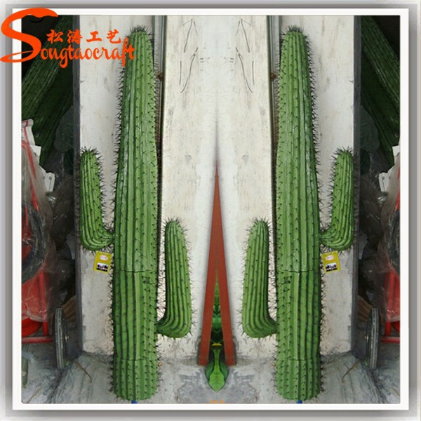 Chine usine gros pas cher ext rieur artificielle cactus for Cactus artificiel exterieur