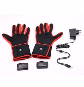 High-End Rechargeable Battery Heated Gloves For Outdoor Sports